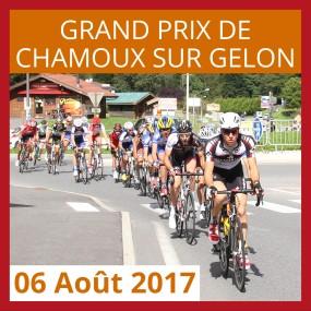 Grand Prix de Chamoux sur Gelon - Chambéry Cyclisme Organisation