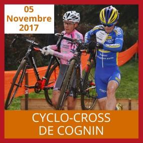 Cyclo-cross de Cognin - Chambéry Cyclisme Organisation